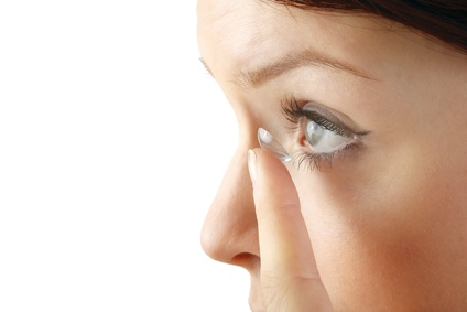 contact lens check list