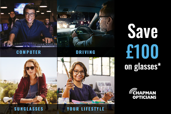Save £100 on glasses Opticians kidderminster Cheltenham, Bromsgrove, Halesowen, Wednesbury, Stourport