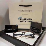 Bespoke Spectalce Lenses Chapman Opticians Cheltenham