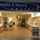 Chapman & Myers Opticians Halesowen eye tests glasses