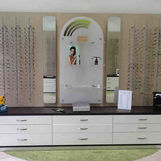Chapman & Myers opticians Kidderminster ladies glasses