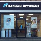 Chapman Opticians Wednesbury for eye tests and contact lenses